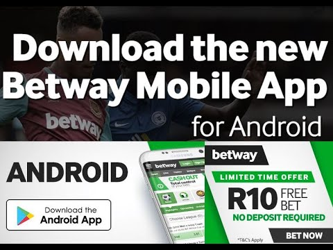 Betway mobile app functionality.