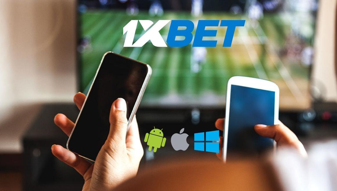 How to download 1xBet app.
