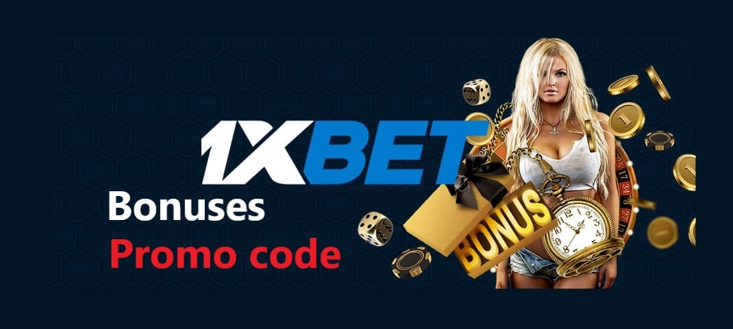 1xBet promotional code
