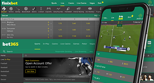 Advantages of Bet365 Kenya jackpot.