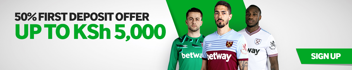 Betway bookmaker in Kenya