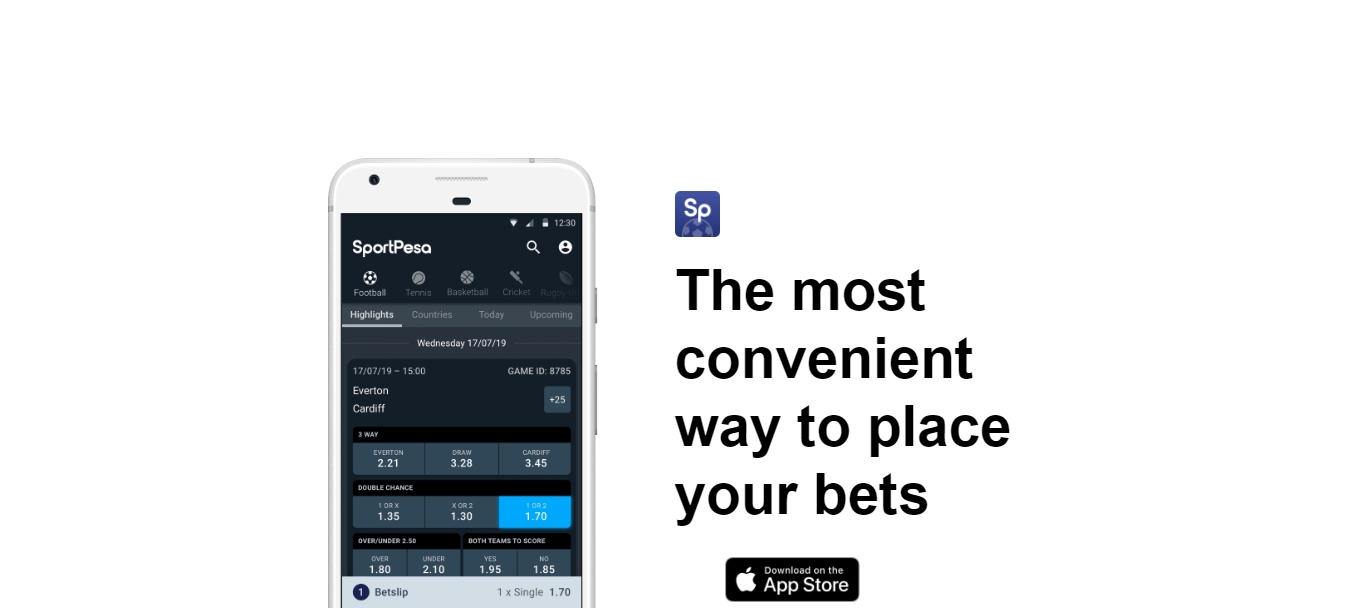 sportpesa app new version
