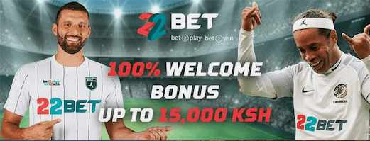22bet app welcome bonus