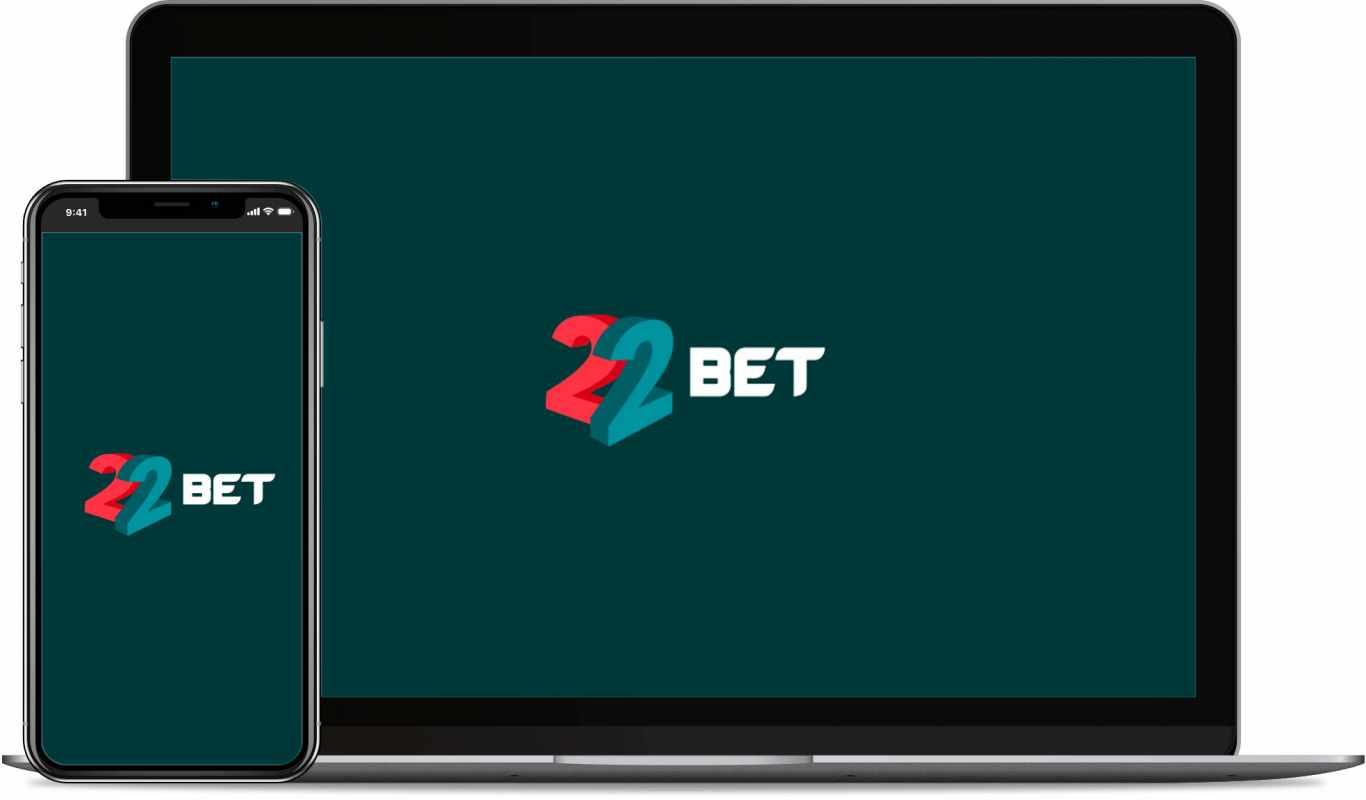 22Bet betting platform