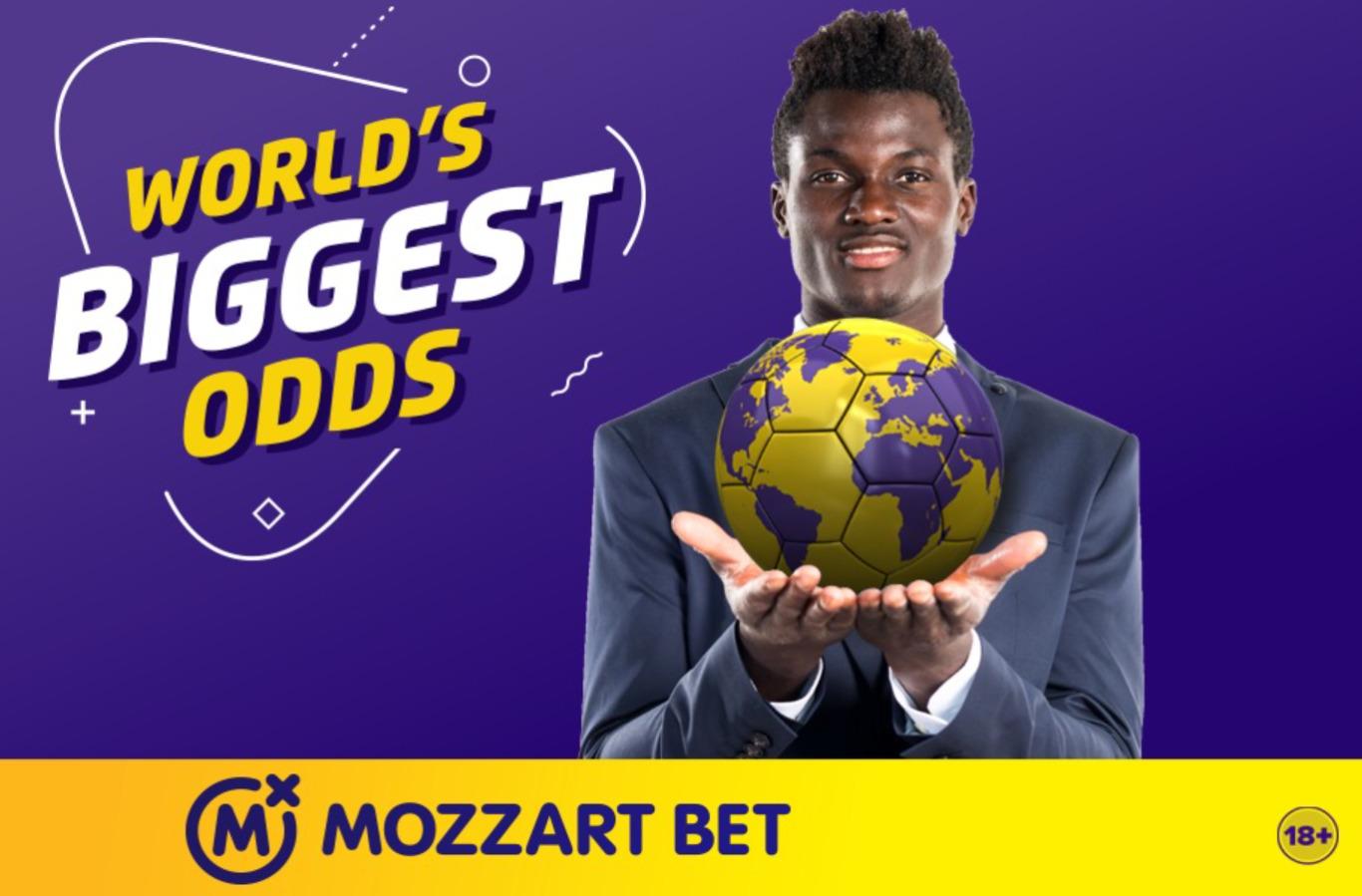 Mozzartbet biggest odds